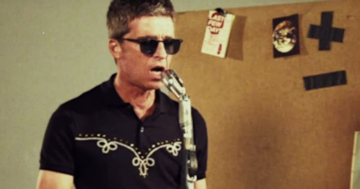 "Noel Gallagher and his High Flying Birds have shared their new video for ""It's a Beautiful World,"" a track off the guitarist's 'Who Built the Moon?'"