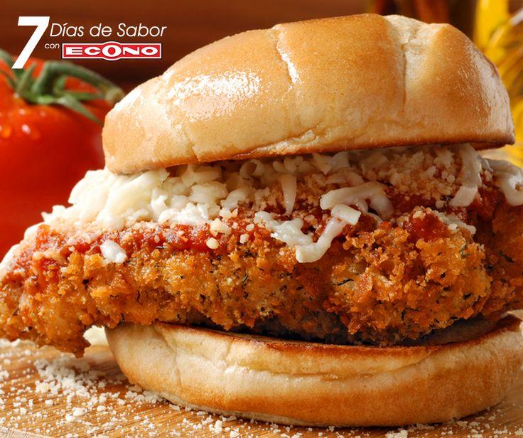 Miércoles+-+Sándwich+de+pechuga+empanada+a+la+parmesana++-+7+días+de+Sabor+con+ECONO