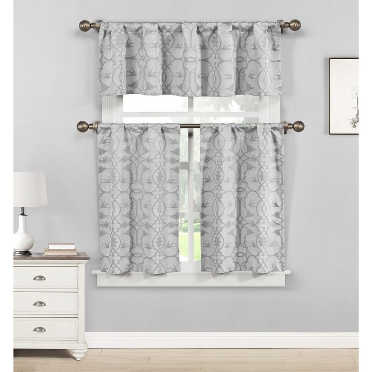 The 25 best ideas about Kitchen Curtain Sets on Pinterest