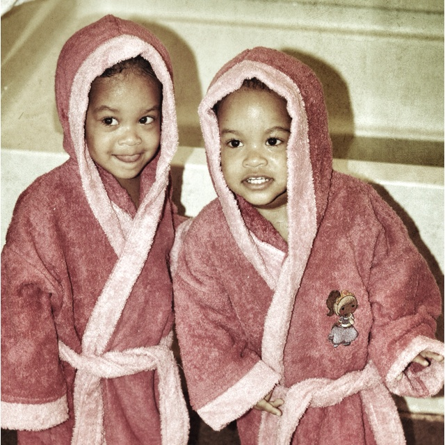 Life times 2 (twin girls)