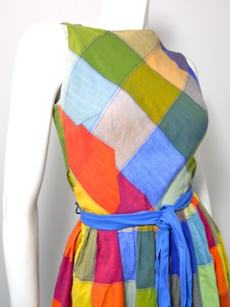 60s dress vintage dress Dorothea's Closet