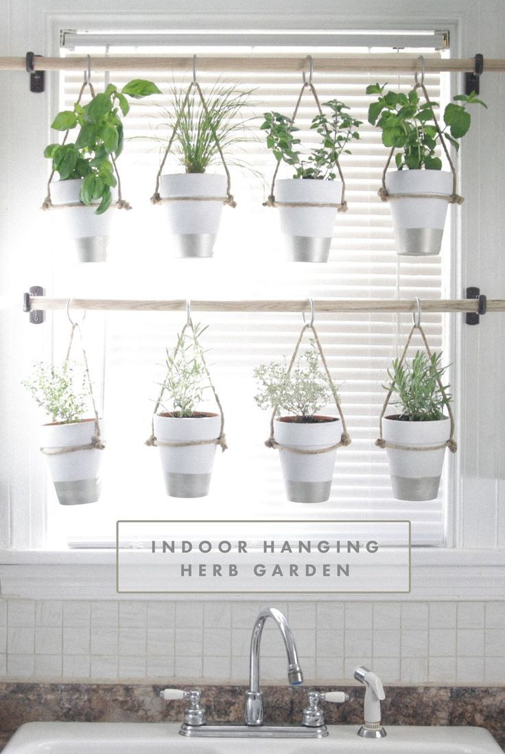 Best 25 Diy Herb Garden Ideas On Pinterest Indoor Herbs