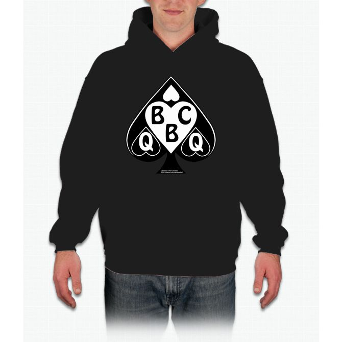 Queen Of Spades Loves Bbc Women's Tank Top Hoodie