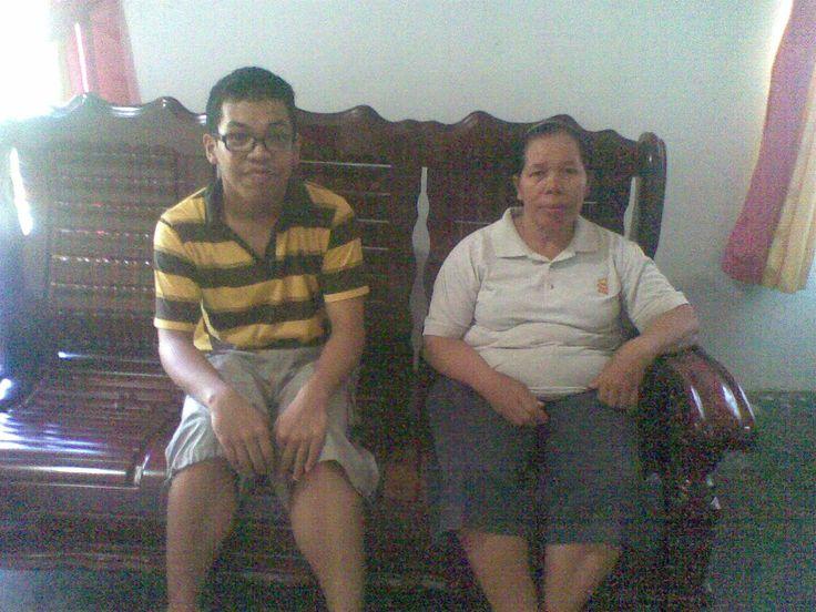 Me and My Mom #Momentbarupindahrumahtahun2005(kalau nggak salah)
