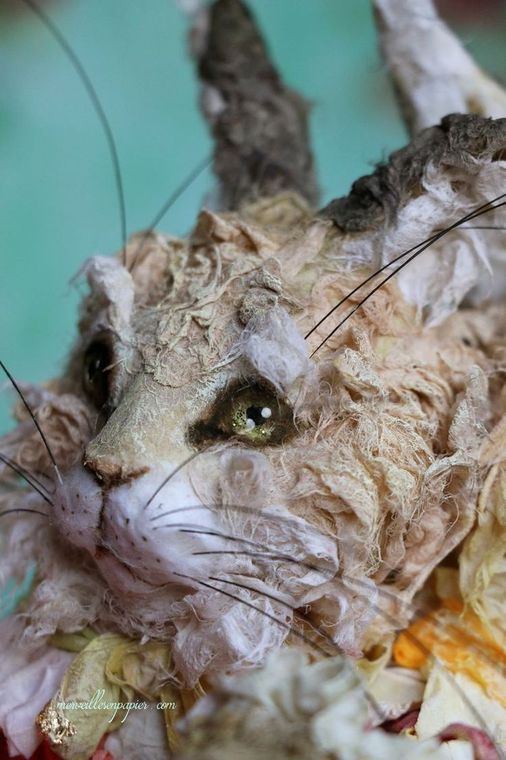 17 best images about fabulous paper m ch on pinterest for How to make paper mache waterproof