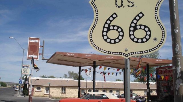 Experience Route 66, All the famous stops in a journey of discovery