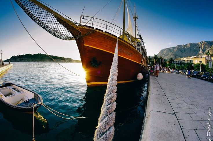 Calypso in Makarska