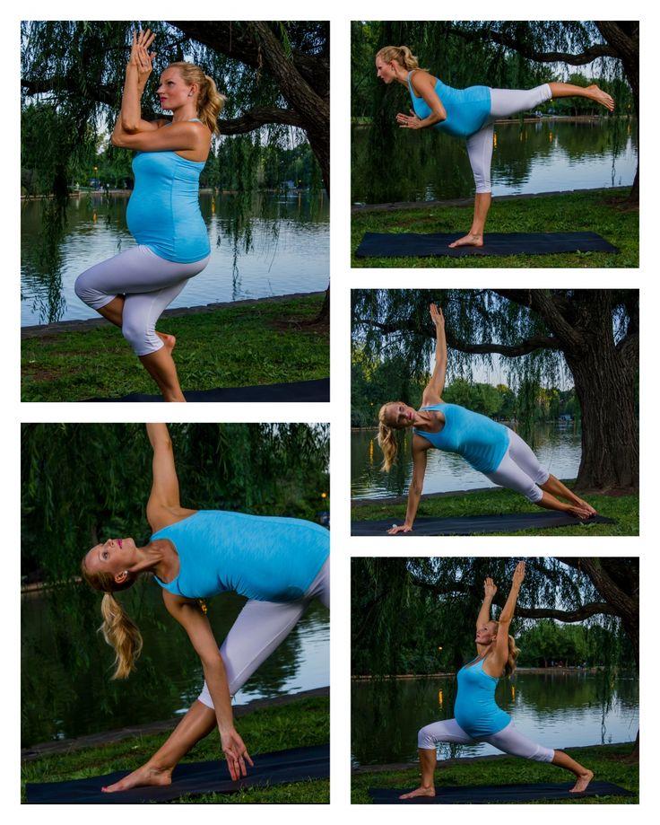 Prenatal Exercises - Prenatal Yoga Tips (Repinned by www.openarmschildbirtheducation.com)