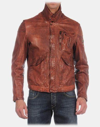 Manteau cuir Homme Napapijri - Online Store Officiel
