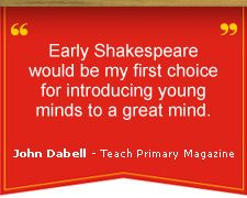 Early Shakespeare - Educational Software by SEN Assist