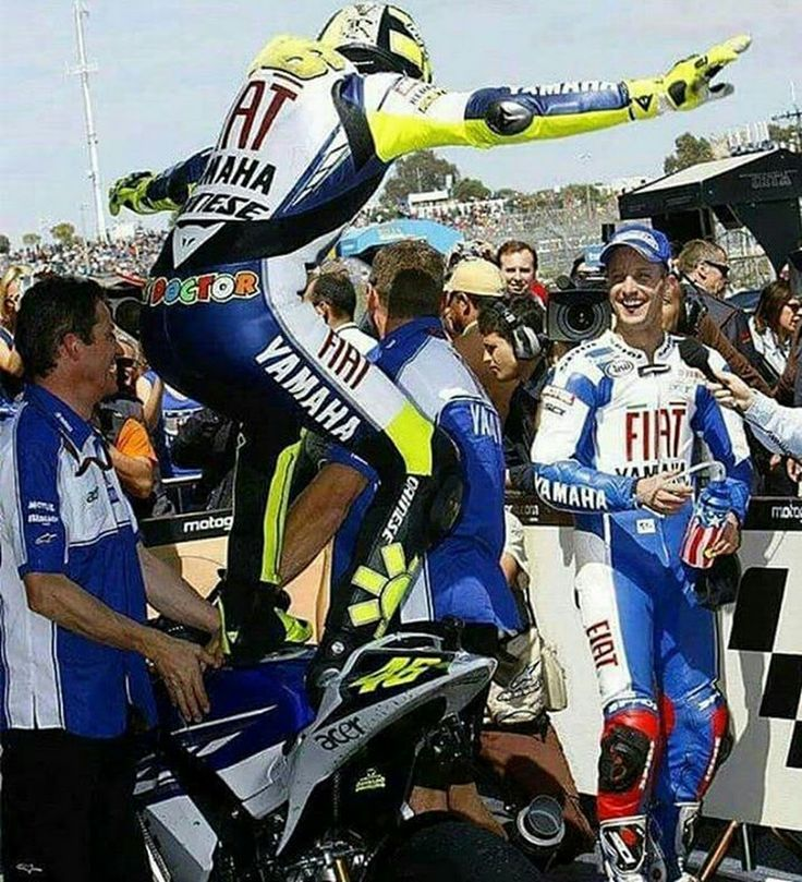 The Doctor, no Rossi no party!!!! #valentinorossi - Chris Brumired - Google+