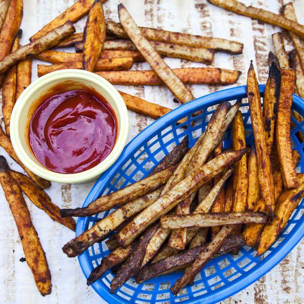 Weekend Chef: Hand-cut fries with spicy Sriracha ketchup | Star-Telegram.com