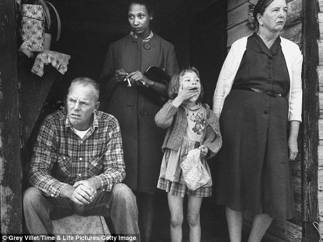 A beautiful and inspirational family --> The love story that changed history: Fascinating photographs of interracial marriage at a time when it was banned in 16 states.