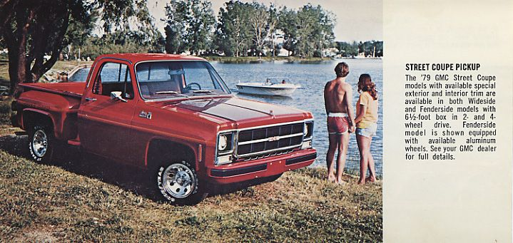 Ups Truck For Sale >> 73-87.com Special_Editions factory_trucks Street_Coupe street_coupe_79.jpg | Trucks | Pinterest ...
