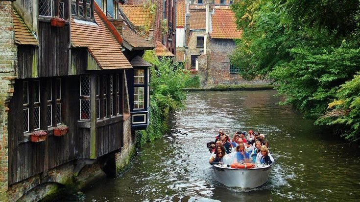 28 lugares para ver y visitar en las más bonitas ciudades de Bélgica: Brujas, Gante, Bruselas, Amberes, Lovaina