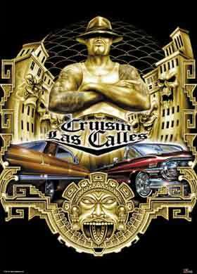 Pin by pamela austad on homies lowrider art chicano art art - Brown pride lowrider ...