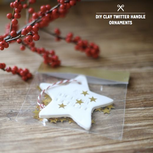 These make-your-own clay Christmas tree ornaments and decorations are quick and easy to craft, making them an ideal DIY for the busy holiday season. The air-drying clay means that there's no firing or kiln needed – you just roll, cut and stamp, and your decoration is good to go. These are perfect to use as personalised gift tags or as decorations to hang from your Christmas tree; you could make them for friends loved ones by personalising them with their Twitter handle or name. These are…