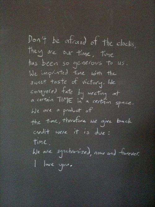 My absolutely favorite artist. This made me cry. Felix Gonzalez-Torres www.artexperience...