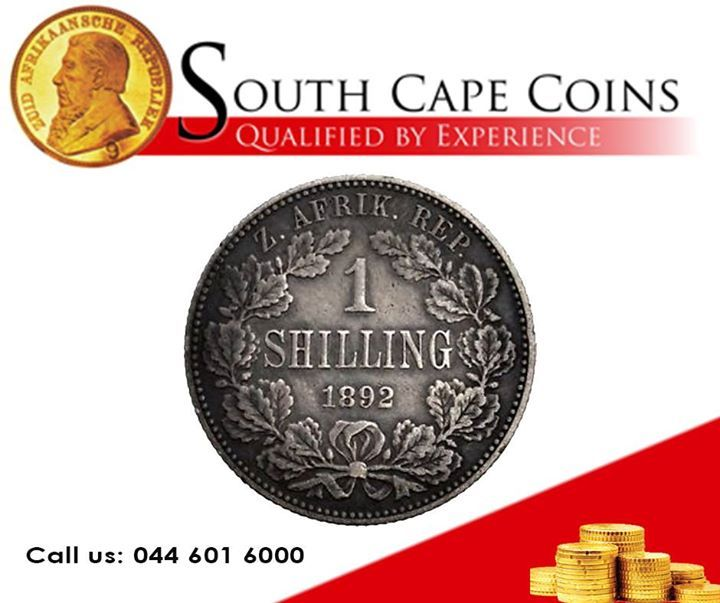 1892 ZAR Shilling MS 63 SANGS. Call us for more info: 044 601 6000 or Visit our website: besociable.link/yU For more rare coins click HERE: besociable.link/38 #coins, #investment, #rarecoins