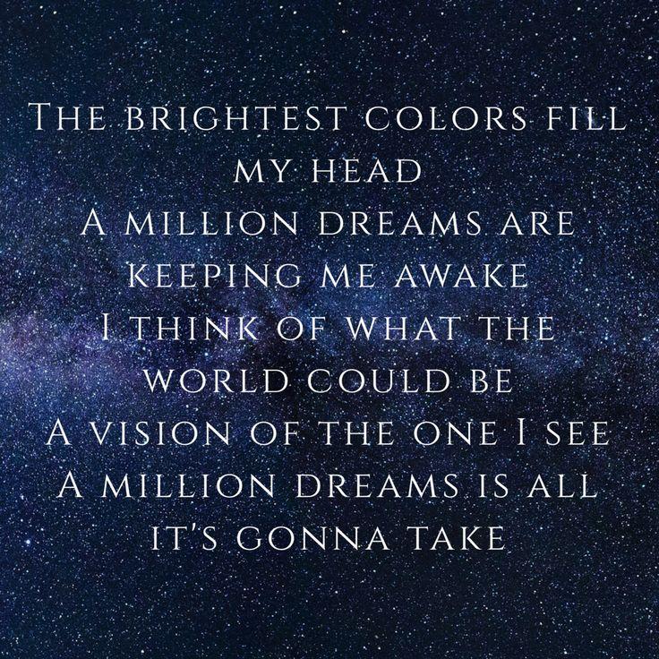 A Million Dreams-The Greatest Showman