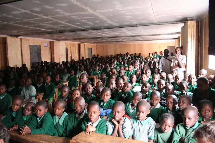 The Yoruba people very much encourage their kids to go to school. That is why it is one of the, perhaps the most educated tribes in Nigeria.