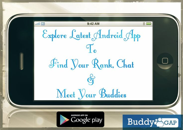 Check out the #BuddyGap, a #relationship #management #app where you can find out your best friends, lousy & annoyed friends. To know more, download this app now:- https://goo.gl/SSALmA