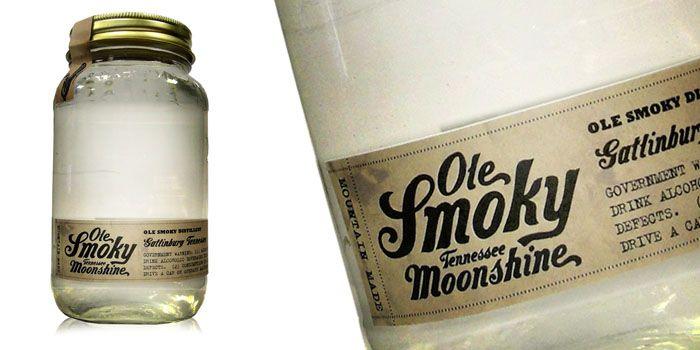 Ole Smoky Moonshine package: Drink Moonshine And, Idea, Not Smoky, Olesmokymoonshine Com, Smoky Moonshine, Adult Drinks, Design Packaging, Moonshine Design