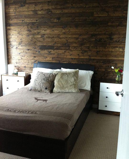 Rustic Modern Bedroom > PierPointSprings.com