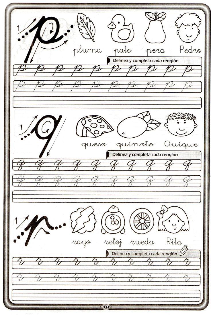 abecedario y trazos010