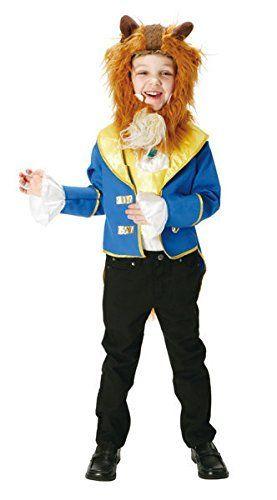 Amazon | ディズニー 美女と野獣 ビースト キッズコスチューム 男の子 100cm-120cm 95342S | キッズコスチューム 通販