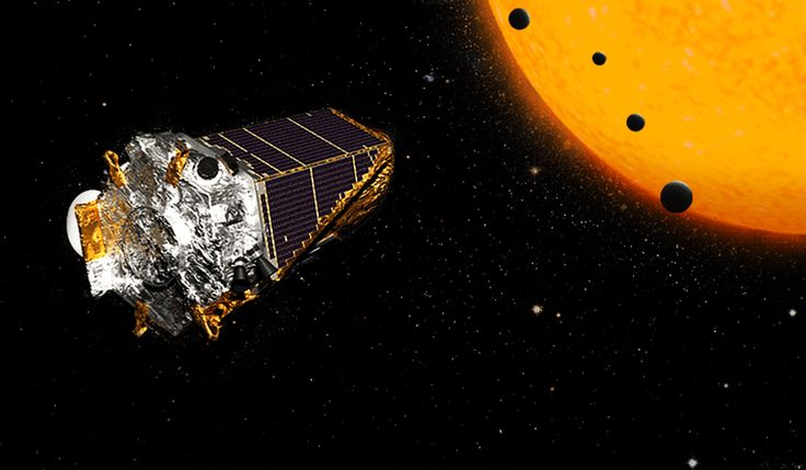 Exoplanet discovery by an amateur astronomer shows the power of citizen science    An artist's impression of some of the thousands of exoplanets discovered by NASA's Kepler Space Telescope.   #citizen science #cutting-edge #Exoplanets #Stargazing
