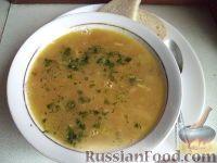 """Фото к рецепту: Суп чечевичный  """"Остановиться невозможно"""""""