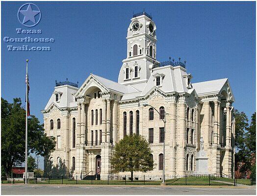 Hill County -  Hillsboro, TX.