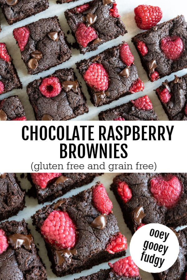 Chocolate Raspberry Brownies Recipe Chocolate Raspberry