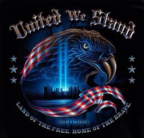 America's greatest strength is in its unity ... we must NEVER FORGET!