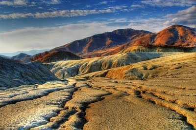 Vulcanii noroioși (Berca, Buzău) - THE BERCA MUD VOLCANOES (Buzău county) - Photographed by Ioan Nicolae