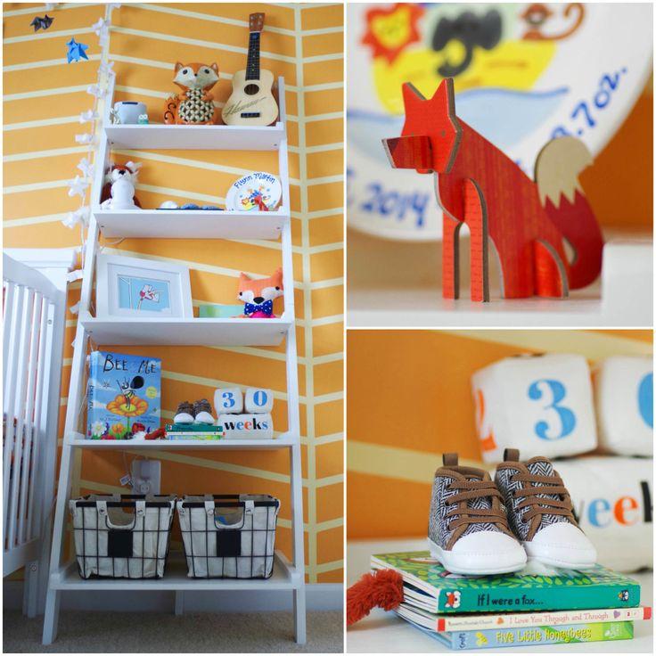 Project Nursery - collageladder