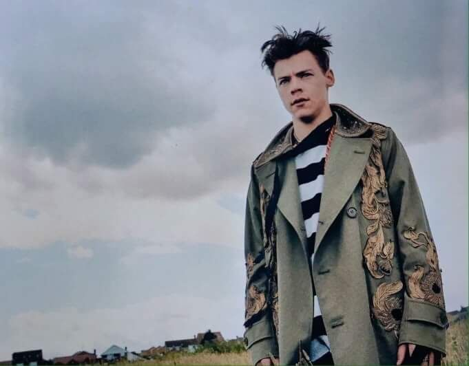Harry Styles. Touted as the next breakthrough star of 2017 when his movie comes out. More Harry @ pinterest.com/lopezrw/eye-candy/