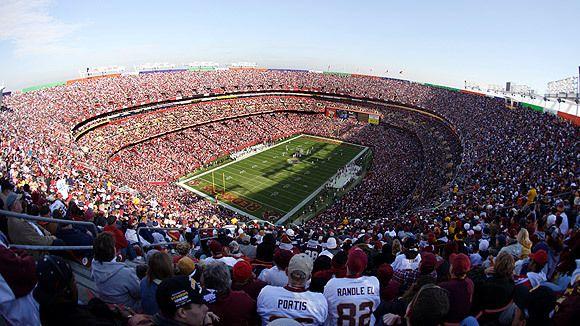 NFL Stadium Power Rankings