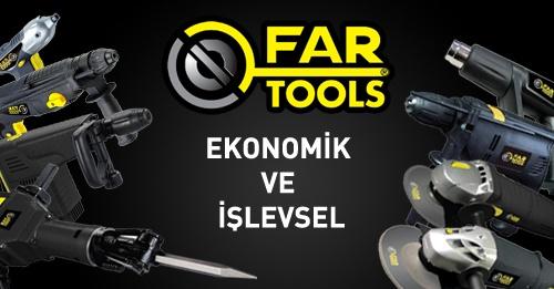 Fartools Elektrikli El Aletleri: Ekonomik ve İşlevsellik Birada!.. Fartools markasını en profesyonelden alın: http://proalet.com/fartools