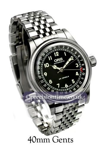 Oris 754-7543-40-64-MB Big Crown Pointer Date 40mm Gents Watch