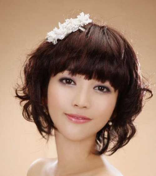 brides with short hair - Google Search
