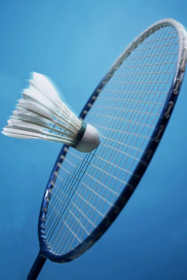 Badminton; love playing it, Sporting, losing al the agression!