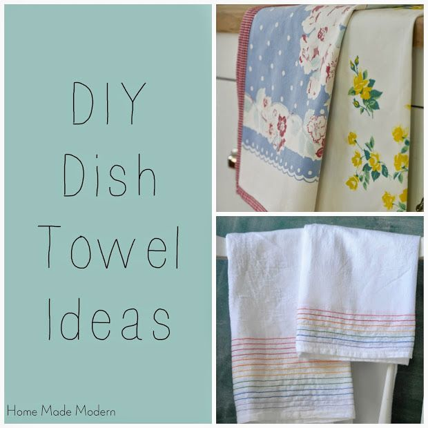 diy dish towel ideas crafts pinterest kitchen towels sewing amp craft projects pinterest