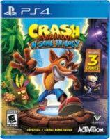Crash Bandicoot N. Sane Trilogy - PlayStation 4 - Front Zoom