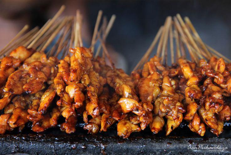 Chicken Satay of Ponorogo