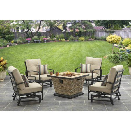 17 Best Ideas About Fire Pit Sets On Pinterest Patio Fire Pits Patio And B