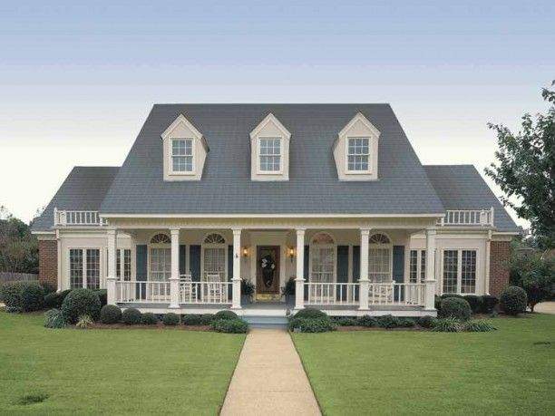 Southern living acadian style house plans