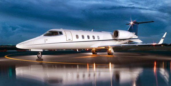 Cinco exclusivos jets privados / Five exclusive private jets ⇒ @ Todo-Lujo.com's Blog