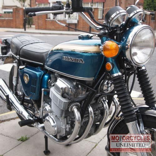 1970 Honda CB750 K0 Classic Motorcycle for Sale | Motorcycles Unlimited